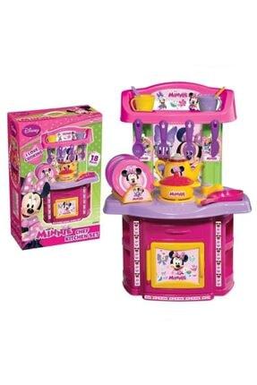 DEDE Minnie Mouse Şef Mutfak Seti
