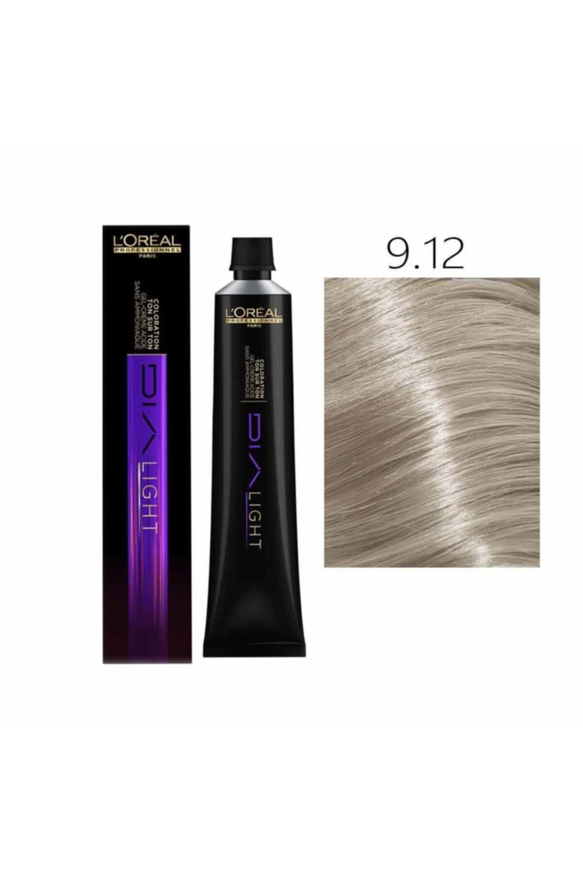 L'oreal Professionnel Dia Light 9.12 Saç Boyası 50 ml 1