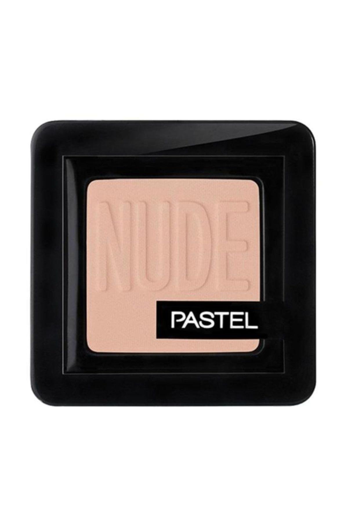 Pastel Göz Farı - Nude Single Eyeshadow No 72 8690644017728 1