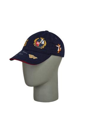 Ruck & Maul Ruck&maul Erkek Şapka - Navy Blue