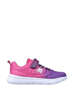 MP Mor-Fuşya Çocuk Sneaker 191-5803FT