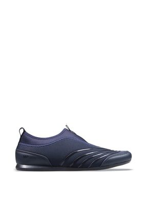 MP Erkek Bağcıksız Lacivert Aqua Ayakkabı 191-1095mr 300