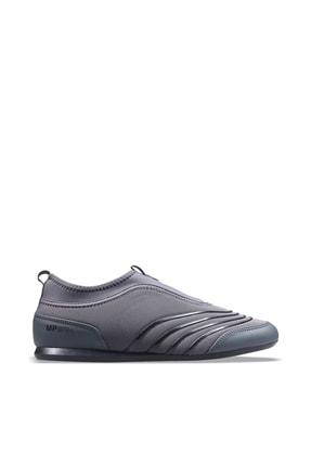 MP Erkek Bağcıksız Gri Aqua Ayakkabı 191-1095mr 550