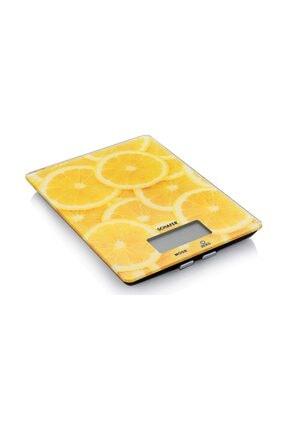 Schafer Zitrone Mutfak Baskülü 1 Parça Sarı