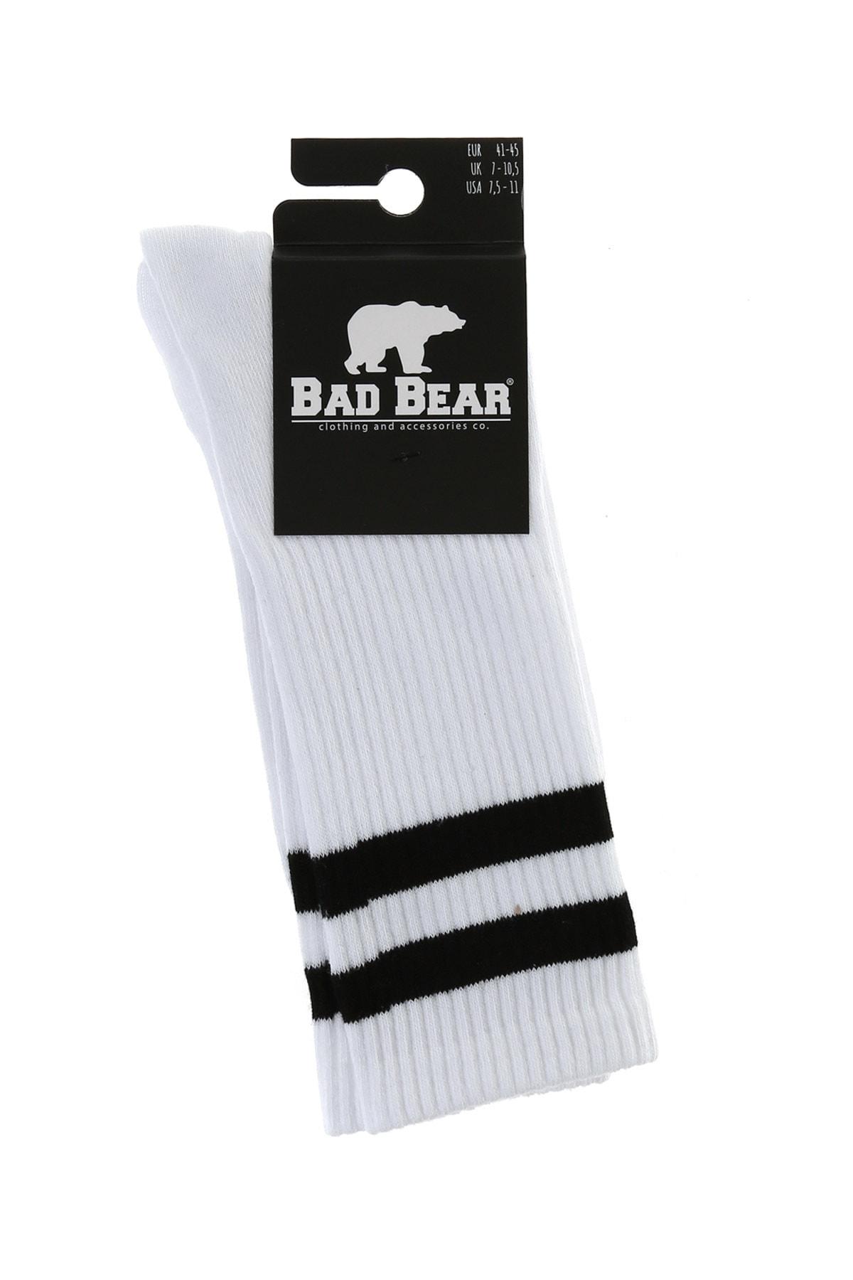 Bad Bear BENCH TALL WHITE-NIGHT 1