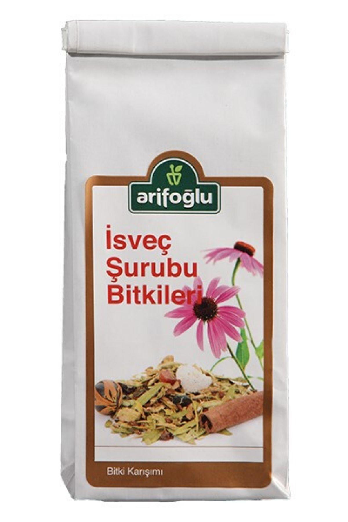 Arifoğlu Isveç Şurubu Bitkileri 58 gr 1