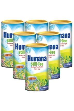 Humana Still Tee Emziren Anne Için Bitki Çayı 6 Adet