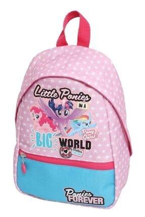 Pony Unicorn Lisanslı Anaokulu Kreş  Günlük Kullanım Kız Çocuk Çantası