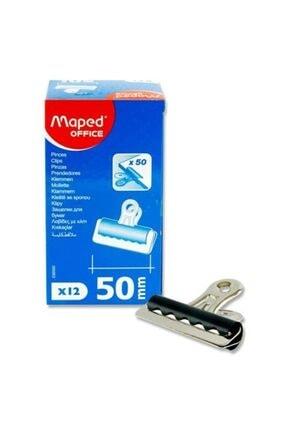Maped Kıskaç Metal 50mm 12 Li - 036550