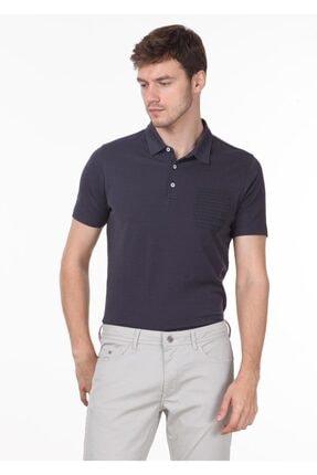 Ramsey Erkek Antrasit Jakarlı Örme T - Shirt RP10119709