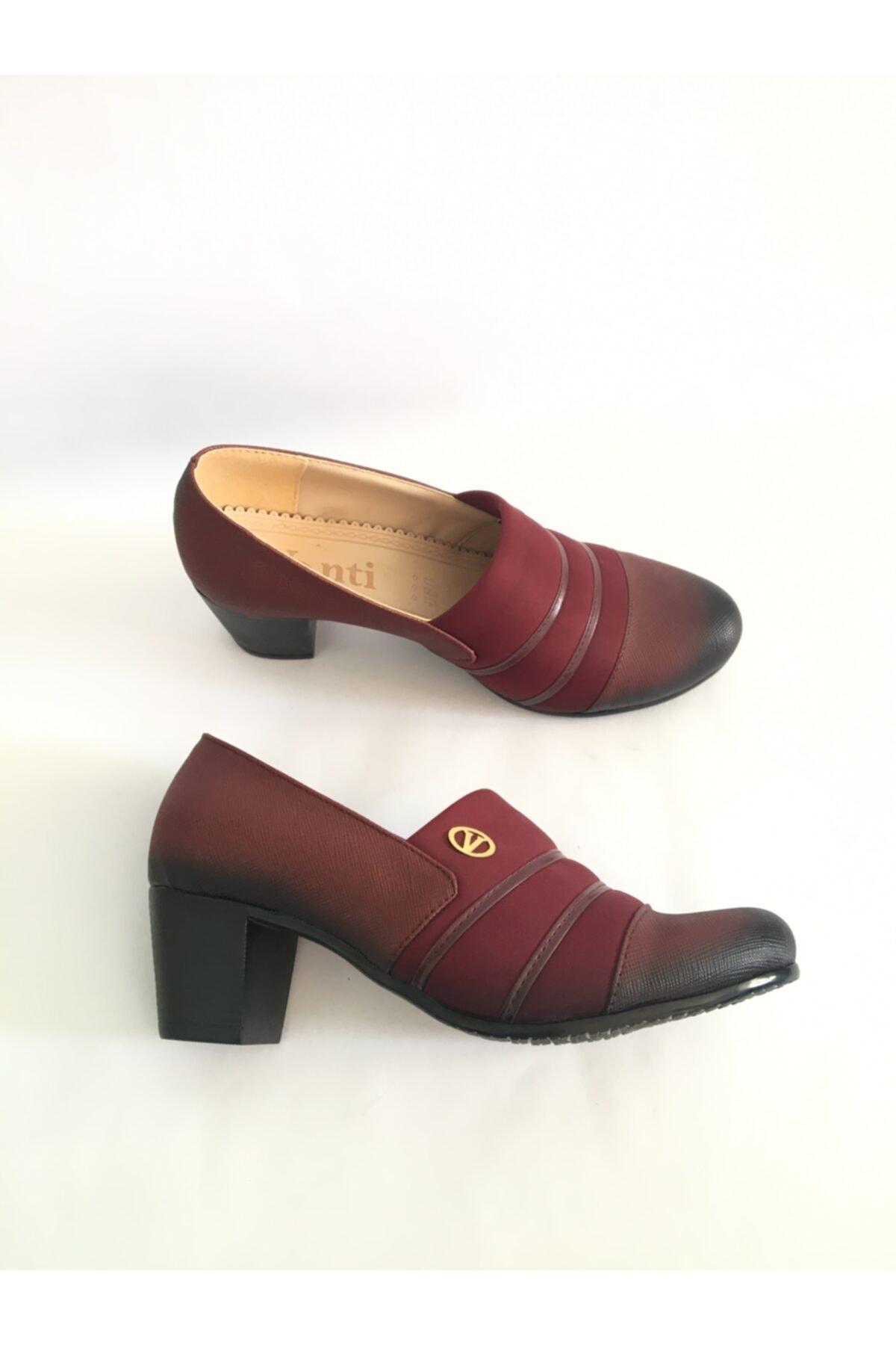 EREN Kadın Topuklu Bayan Ayakkabı 2