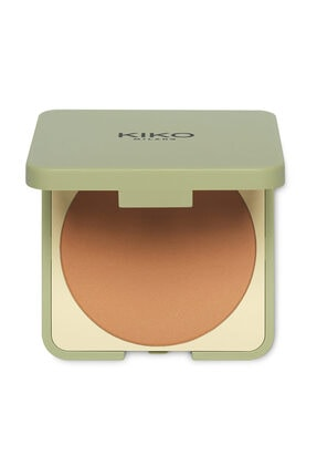 KIKO Kompakt Bronzer - New Green Me Bronzer 101 Sweet Honey