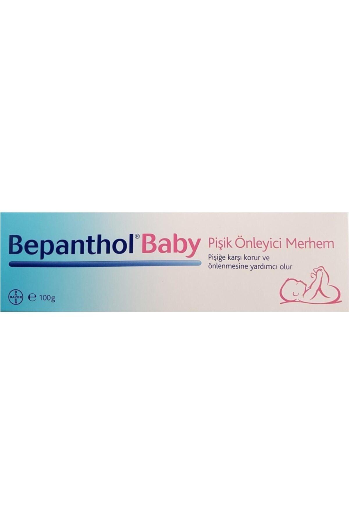 Bepanthol Baby Pişik Önleyici Merhem 100 Gr-4 Adet Skt:06/2021 2