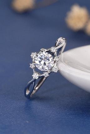 My Diamond Kartanesi Tasarım Pırlanta Yüzük Hrd Sertifikalı