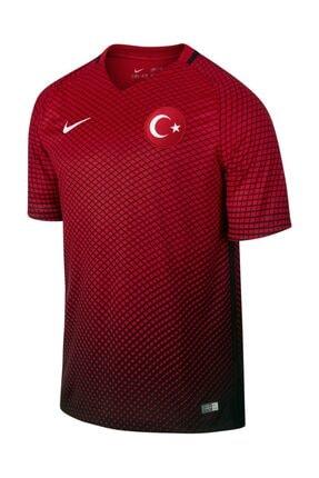 Nike Forma - Milli Takım İç Saha Forma (Kırmızı-Siyah)