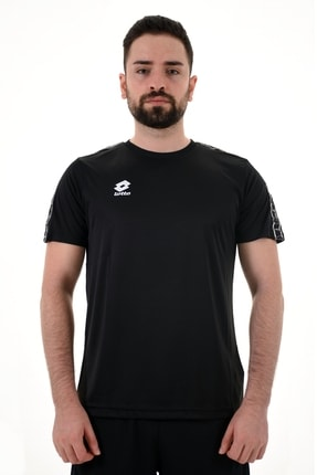 Lotto Athletica Tee Ant Pl T-shirt Siyah R8956