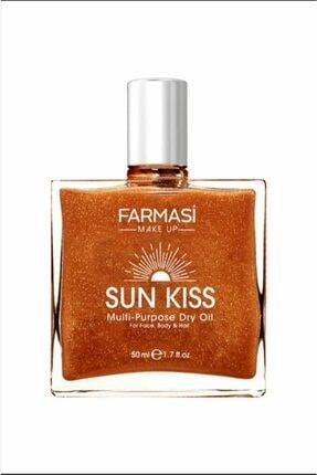 Farmasi Kadın Bronlaştırıcı Işıltılı Yağ- Sun Kiss 50 Ml
