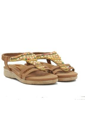 Guja Kadın Sandalet 20y231 Taba