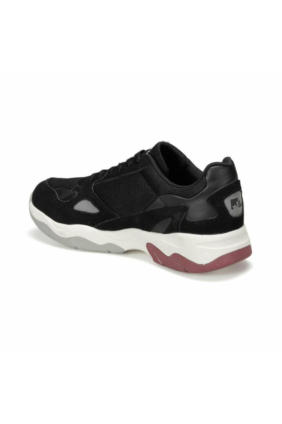 lumberjack Grace Siyah Kadın Günlük Koşu Spor Ayakkabı 2