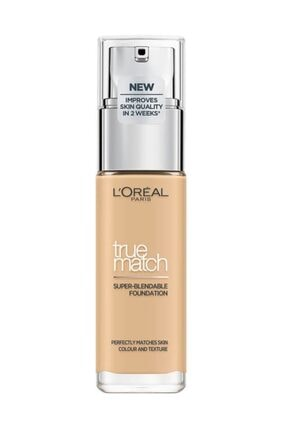L'Oreal Paris Fondöten - True Match Foundation 2.D Golden Almond 3600523635672
