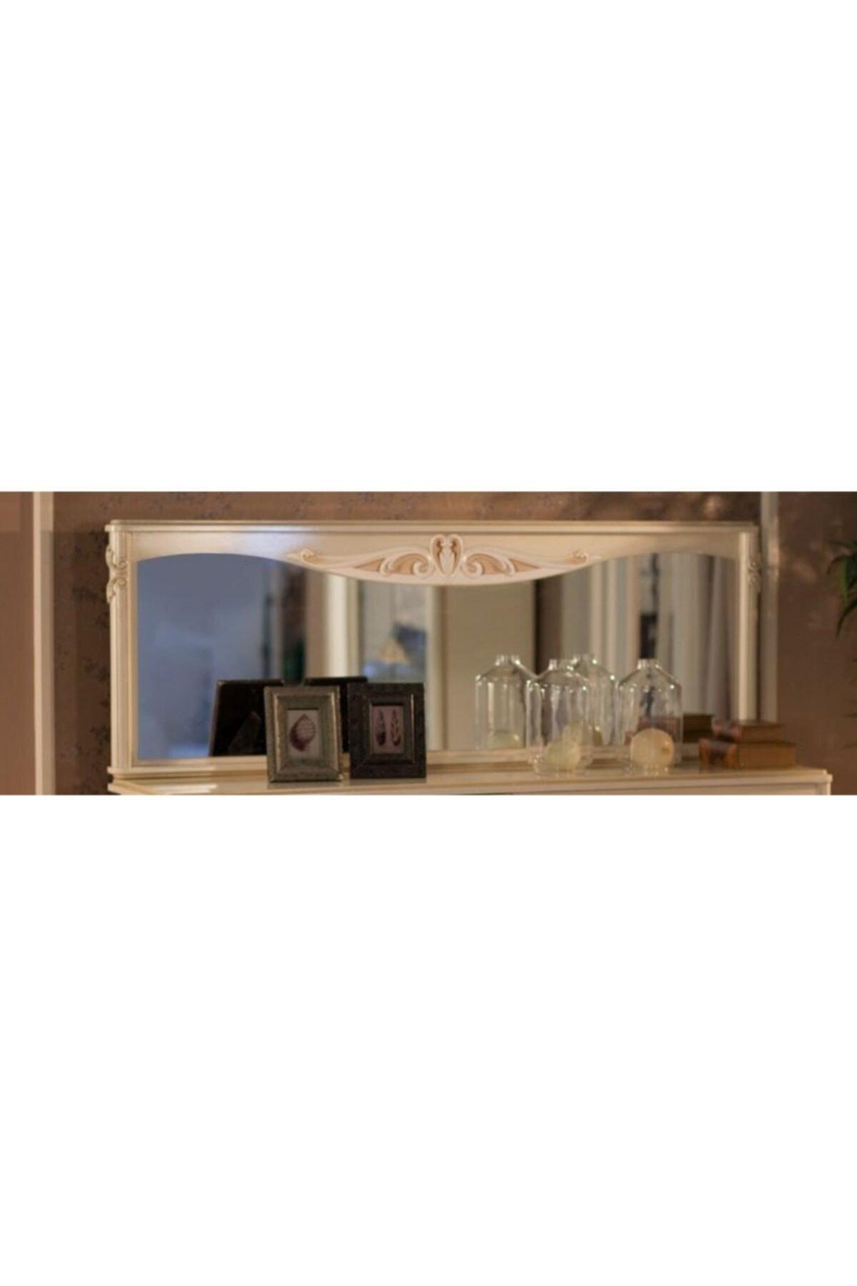İSTİKBAL Lavinia Gümüşlük Konsol Büfe Aynası Dekoratif Aynalar 1