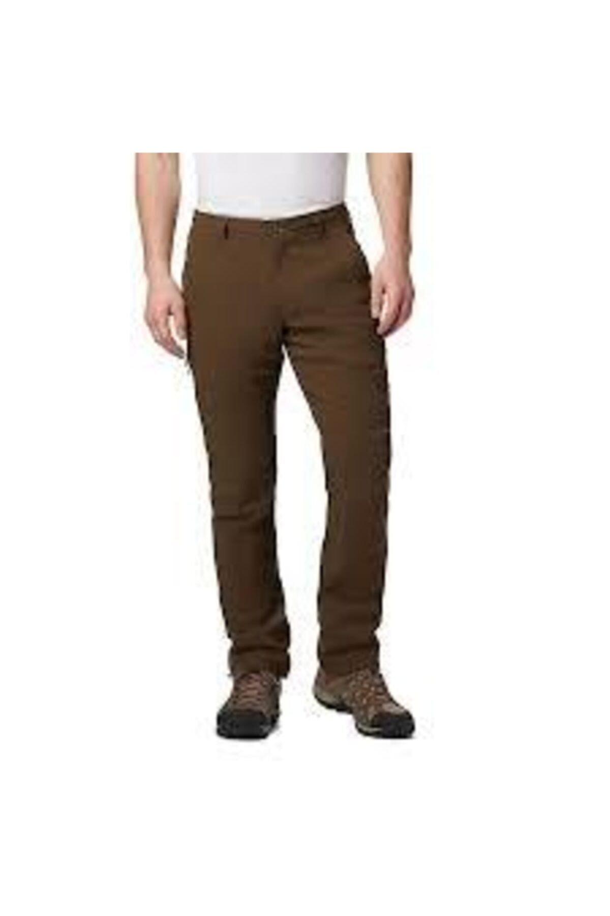 Columbia Royce Peak Iı Erkek Haki Pantalon 1