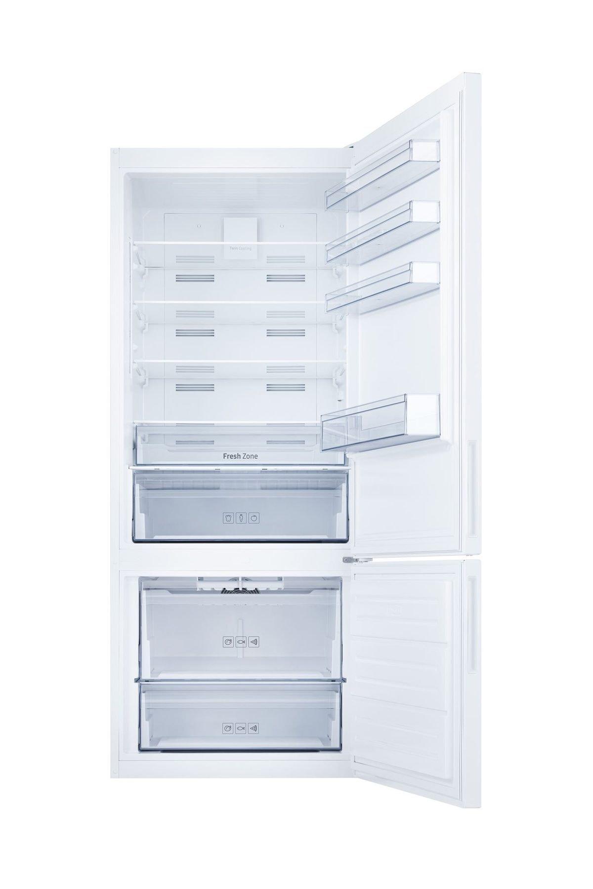 Samsung RB50RS334WW A++ Kombi No Frost Buzdolabı 2