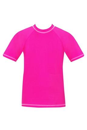 Kom Sunny Çocuk Tişört Neon Pembe