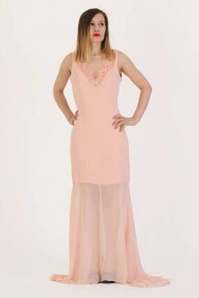 Günay Giyim Cordelia Abiye Elbise 4108 Askılı