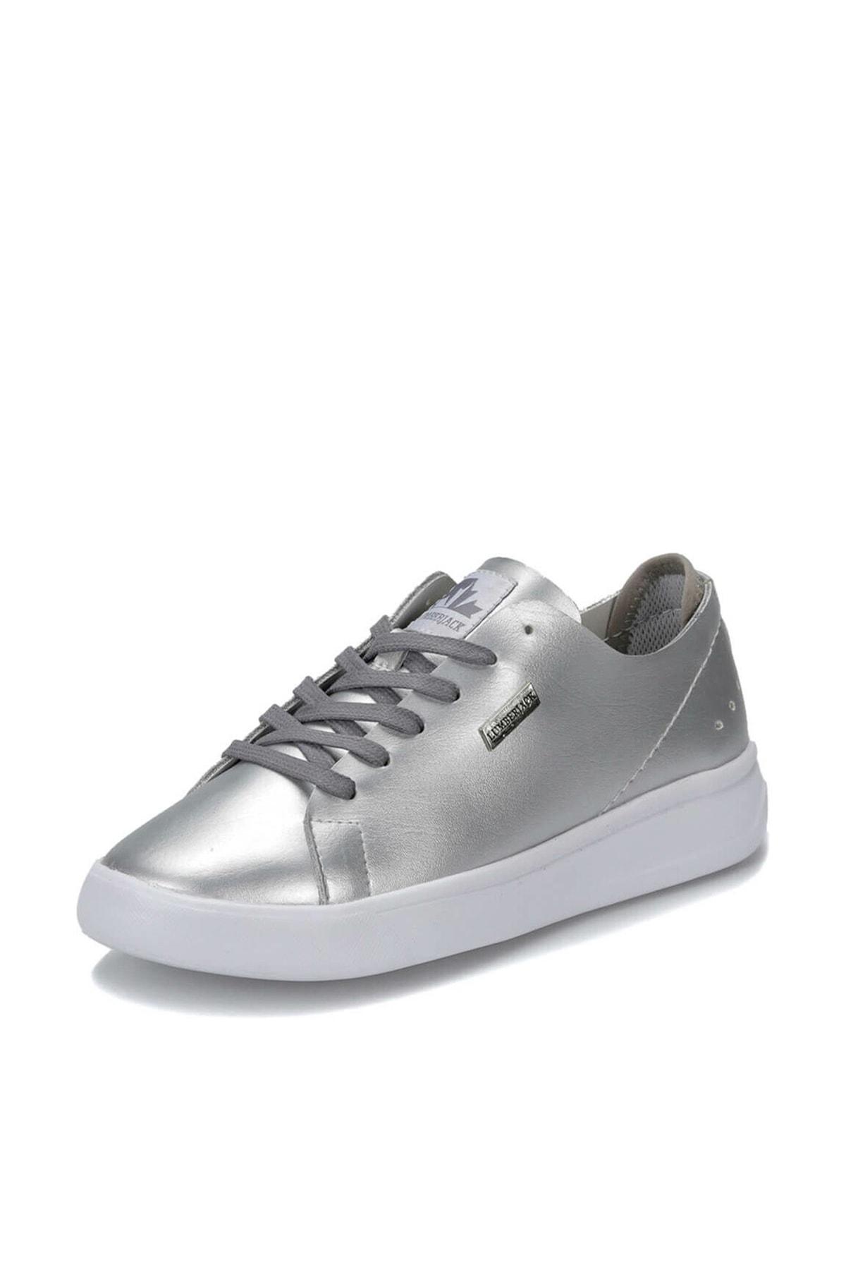 lumberjack CRAZY Gümüş Kadın Sneaker Ayakkabı 100367240 1