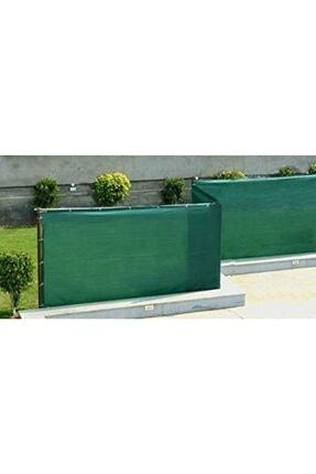 Asenya Balkon Bezi Balkon Brandası 0,50x12 M %95 Yeşil Gölgelik File Balkon Demiri Örtüsü