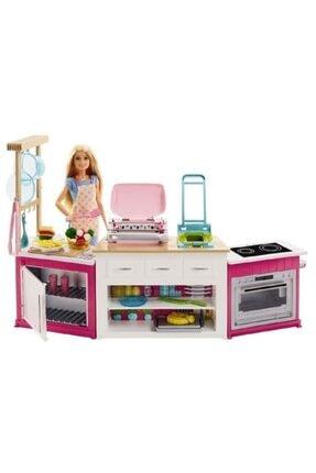 mattel Barbie'nin Mutfak Dünyası Oyun Seti