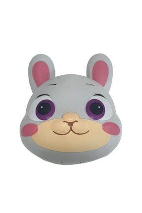 3 Çınar Cute Bunny Aynalı Kontakt Lens Kutusu