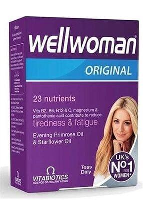 Vitabiotics Wellwoman Kadın Için 60 Tablet