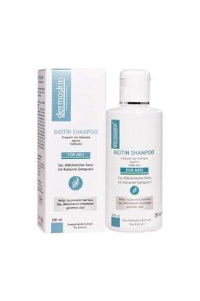 Dermoskin Biotin Erkek Şampuanı 200 ml