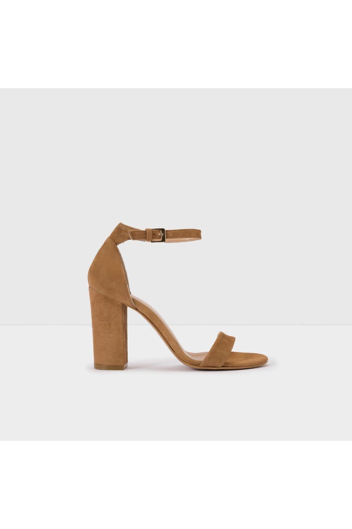 Aldo JERAYCLYA-TR - Taba Kadın Topuklu Sandalet 1