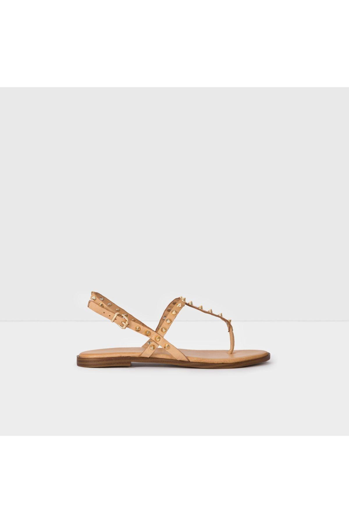 Aldo Kadın Taba Sandalet 2