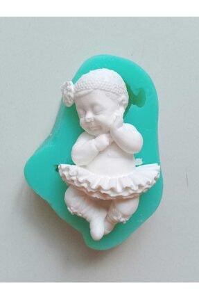 Altınyapı Hobi Market Silikon Kalıp - Tütülü Bebek Sabun Ve Kokulu Taş Silikon Kalıbı