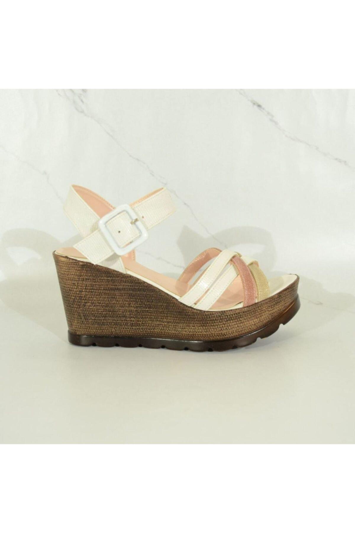 PUNTO 524004 Kadın Sandalet 1