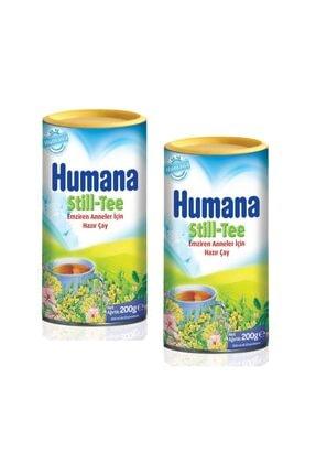 Humana Still Tee Emziren Anne Için Bitki Çayı 2 Ad