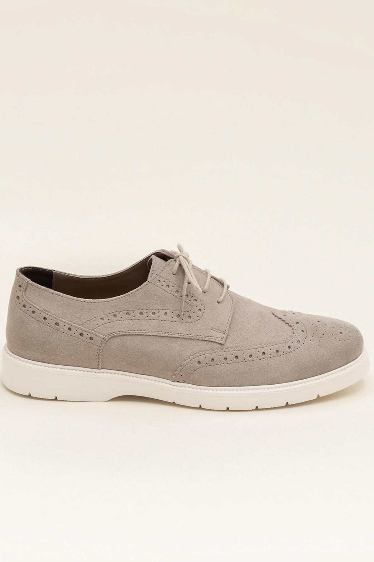 Elle Shoes AMBROSE Bej Erkek Ayakkabı 2