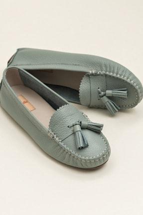 Elle Shoes MARENE Su Yeşilı Kadın  20YTO10508