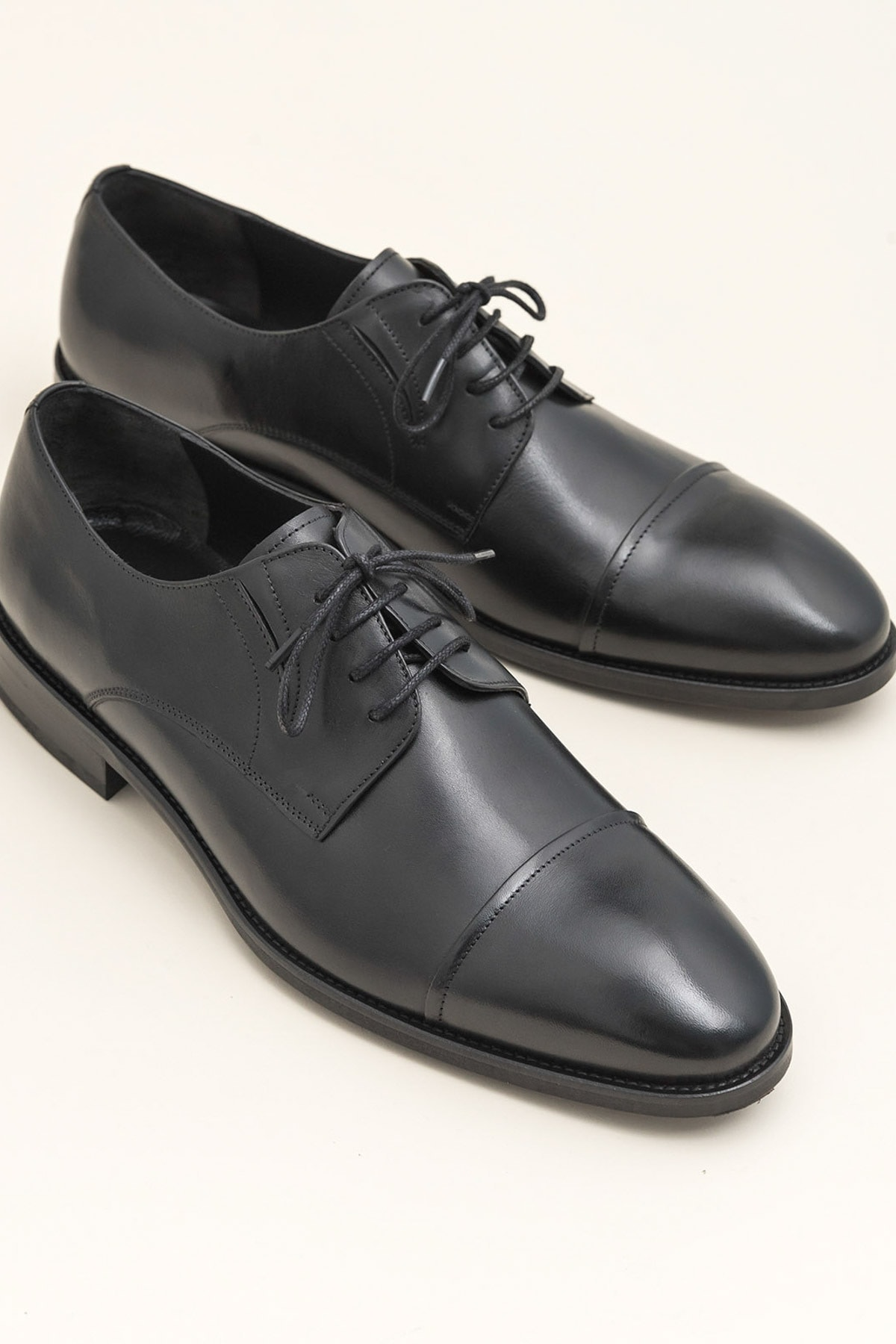 Elle Shoes OLAV Siyah Erkek  20YSN1156 1