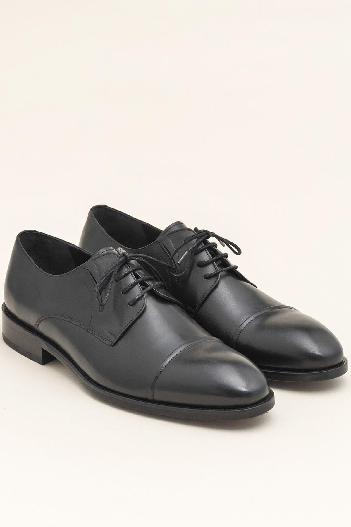 Elle Shoes OLAV Siyah Erkek  20YSN1156 2