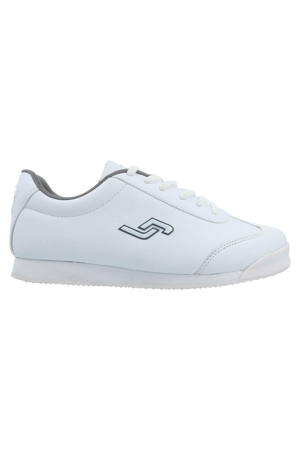 Jump Beyaz Gümüş Kadın Sneaker 190 21188Z 1