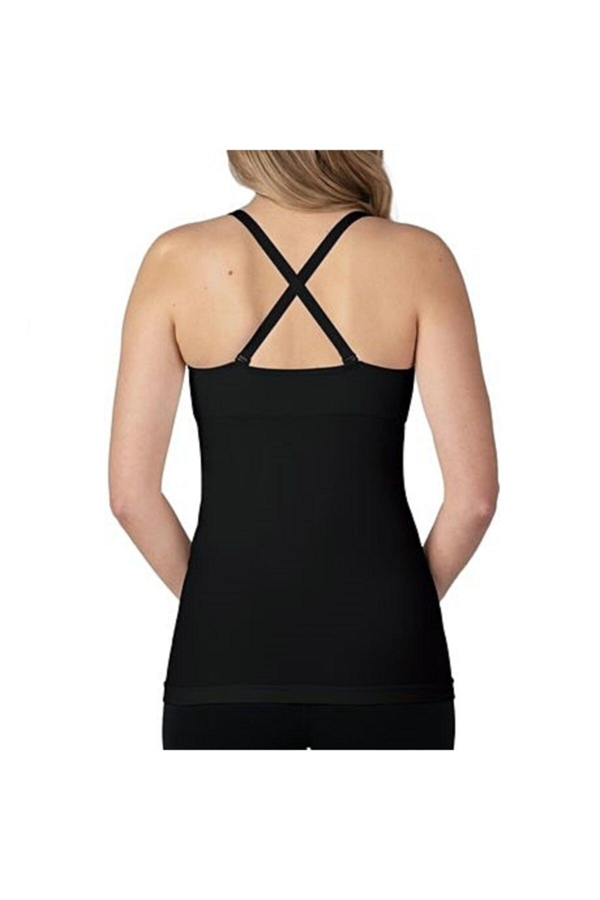 Akdağ Sportswear Toparlayıcı Büstiyerli Emzirme Atleti 1