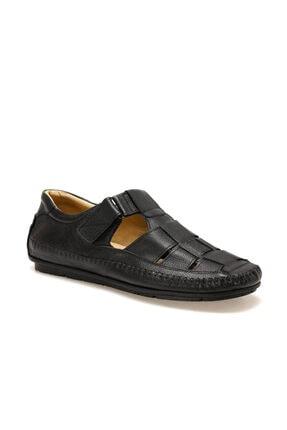 Flogart G-82 Siyah Erkek Klasik Ayakkabı