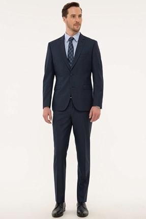 Pierre Cardin Erkek Açık Lacivert Slim Fit Takım Elbise G021GL001.000.1153406