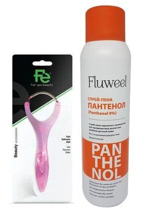Fe Yaylı Epilasyon Aleti Ve Fluweel Panthenol %9 Sprey Krem 150 Ml