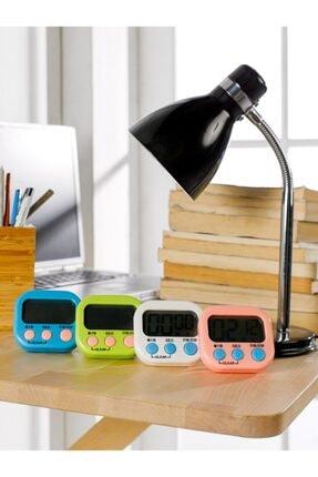 flaky Dijital Mutfak Zamanlayıcısı Mıknatıslı Ayaklı Timer Kronometre Zamanlayıcı